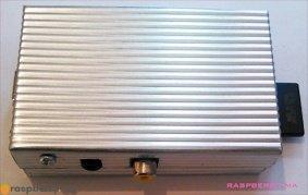 Concevoir un boitier aluminium Raspberry Pi