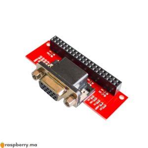 1 adaptateur vga pour raspberry pi
