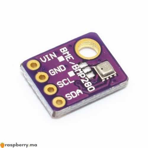 Capteur pression température et humidité BME280 5V 3