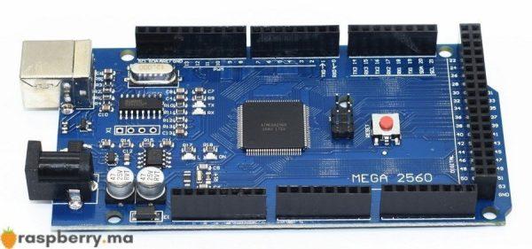 Carte MEGA 2560 R3 2