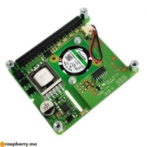 Carte dextension POE Raspberry Pi 1