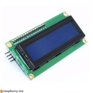 LCD 1602 I2C Rétro éclairage bleu 2560 UNO AVR 1
