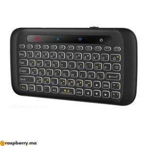 Mini Clavier Sans fil avec Touchpad PC Mac OS TV Android Windows 1