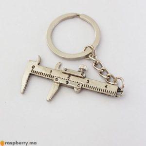 Porte clés Pied à coulisse 1