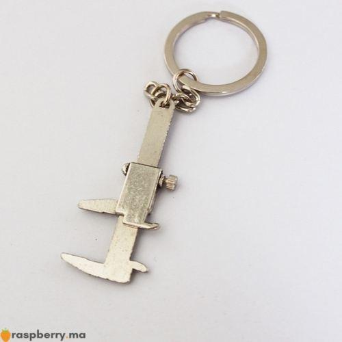 Porte clés Pied à coulisse 2