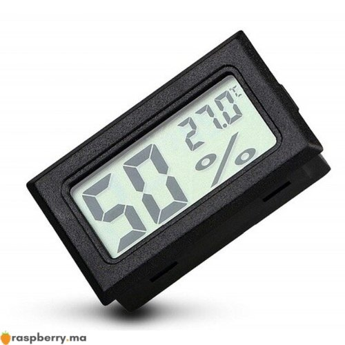 Thermomètre Hygromètre 1