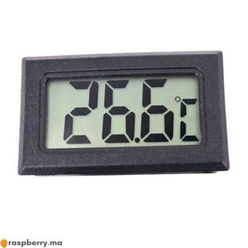 Thermomètre numérique 1