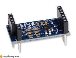 carte d extension pour le raspberry pi accelerometre