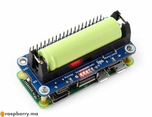 carte dextension batterie 1 raspberry pi image 1