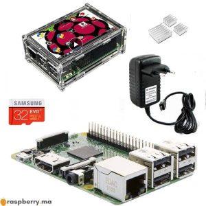 kit-demarrage-raspberry-pi-2B-maroc-2020