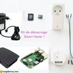 kit raspberry pi smart home