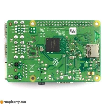 raspberry pi 3 b plus maroc 2