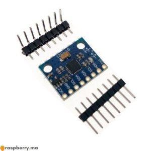 Capteur gyroscopique accéléromètre MPU 6050 1