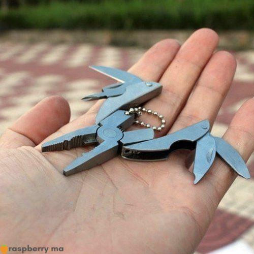 Pince Multi outils Porte clés 2
