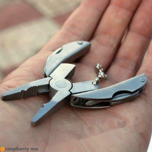 Pince Multi outils Porte clés 3