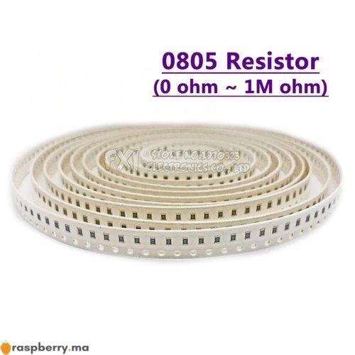 10 résistances SMD 14 W 1