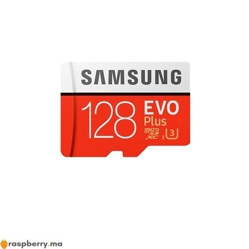 Carte SD 128Go Samsung Class 10 1