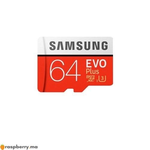 Carte SD 64Go Samsung Class 10 1