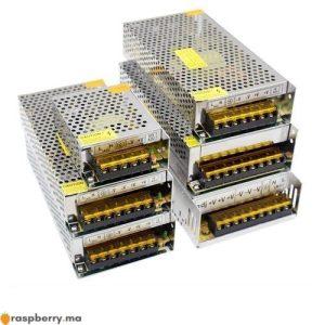 Convertisseur AC DC Redresseur AC110V 220V à DC5V 1