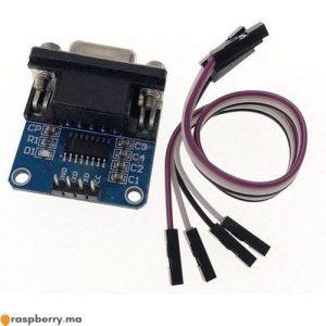 Convertisseur RS232 à TTL MAX3232 1