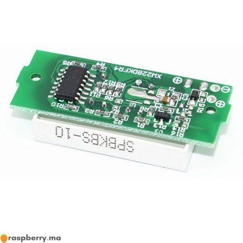 Indicateur de capacité pour batterie au lithium 2