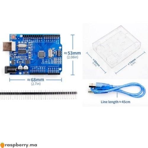 Kit de base Arduino 1