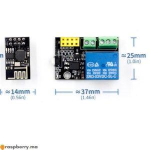 Module Relais WiFi ESP8266 0