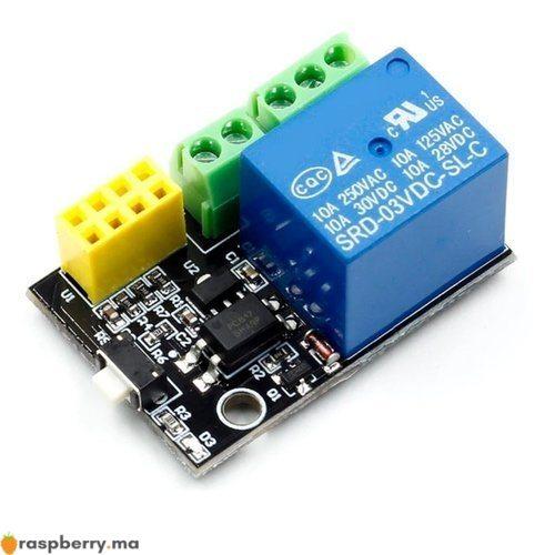 Module Relais WiFi ESP8266 1