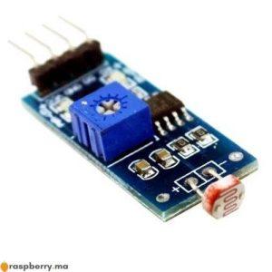 Module détection de lumière capteur photosensible 1
