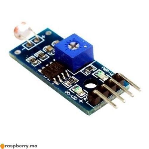 Module détection de lumière capteur photosensible 2
