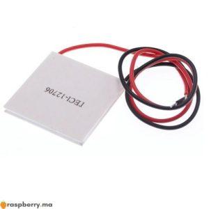 Refroidisseur thermoélectrique Peltier TEC1 12706 1