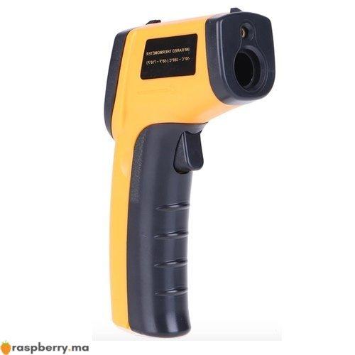 Thermomètre IR Laser numérique 50 380C 4
