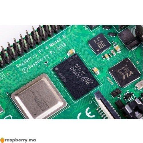 Mémoire RAM du raspberry pi GO GO ou GO SDRAM LPDDR raspberry.ma