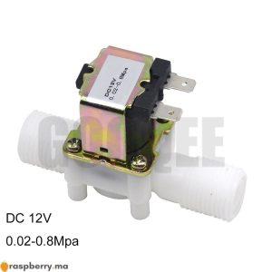 1-2-lectrovanne-en-plastique-12-V-24-V-220-V-distributeur-de-Machine-laver-magn