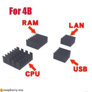 10-set-pag-pour-Raspberry-Pi-4B-aluminium-radiateur-refroidisseur-Kit-pour-Raspberry-Pi-4