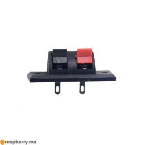 5-pi-ces-lots-2-Positions-connecteur-Terminal-enfichable-Jack-ressort-charge-haut-parleur-bornes