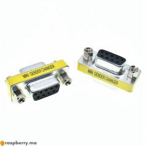 DB9-9Pin-m-le-m-le-Mini-adaptateur-changeur-de-sexe-RS232-connecteur-s-rie-femelle-2