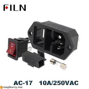IEC320-C14-prise-lectrique-AC-3-broches-rouge-LED-250-V-interrupteur-bascule-10A-fusible-femelle-1