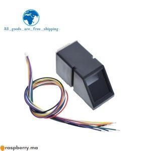 Module-de-capteur-de-lecteur-d-empreintes-digitales-AS608-Module-d-empreinte-digitale-optique-pour-Arduino