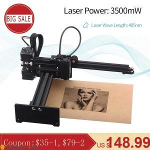 NEJE-Master-graveur-Laser-Machine-graver-de-d-coupe-Laser-de-bureau-NEJE-Master-3500-mw