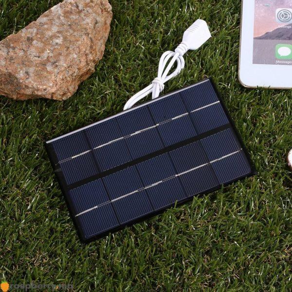 USB-panneau-solaire-ext-rieur-5W-5V-Portable-panneau-de-chargeur-solaire-escalade-chargeur-rapide-polysilicium-1