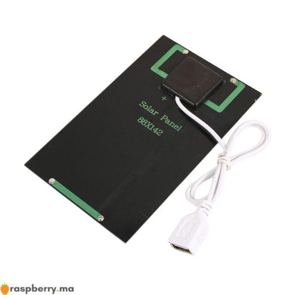 USB-panneau-solaire-ext-rieur-5W-5V-Portable-panneau-de-chargeur-solaire-escalade-chargeur-rapide-polysilicium-4
