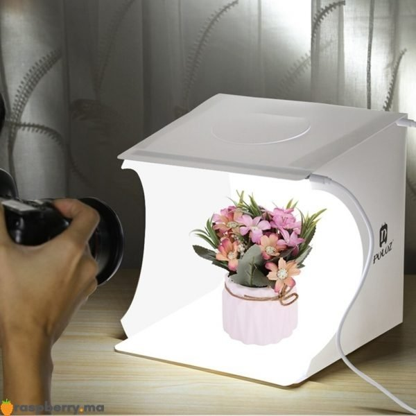 Lightbox - Boite Photographie avec LED