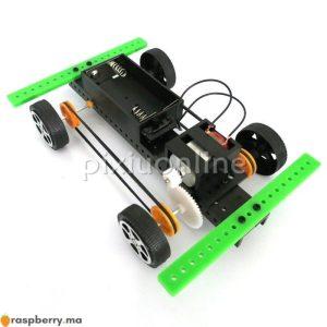 Kit DIY Voiture à quatre roues