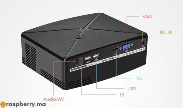 mini-vidéo-projecteur-ports