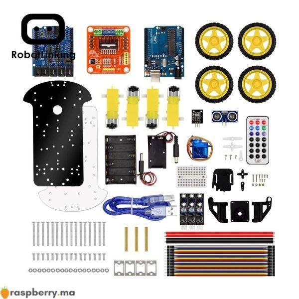 robot-kit-for-arduino-bluetooth-elements-du-kit