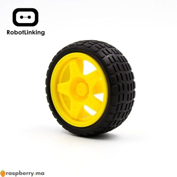 robot-kit-for-arduino-bluetooth-roue